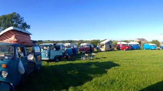 Sextons Caravan and Camping Park: onsite