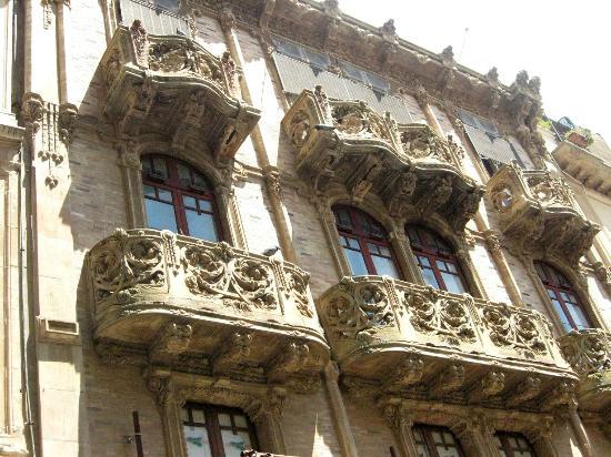 Caltagirone, İtalya: Palazzo della Magnoglia