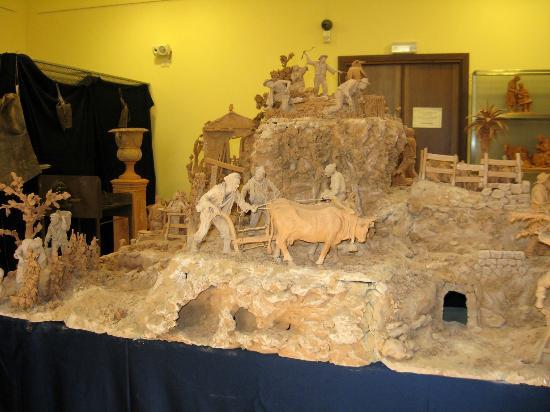 Caltagirone, İtalya: Museo dei Presepi 2