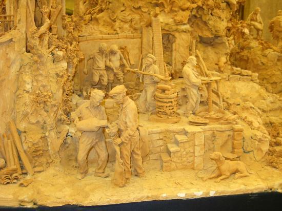 Caltagirone, İtalya: Museo dei presepi 1