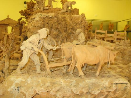 Caltagirone, Italia: Museo dei Presepi 3