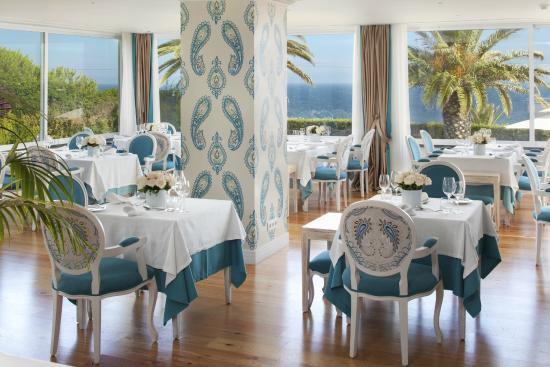 Senhora da Guia Cascais Boutique Hotel: Restaurant Terrassa