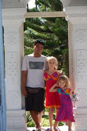 Bali Must Be Crazy: visite d'un temple avec komang