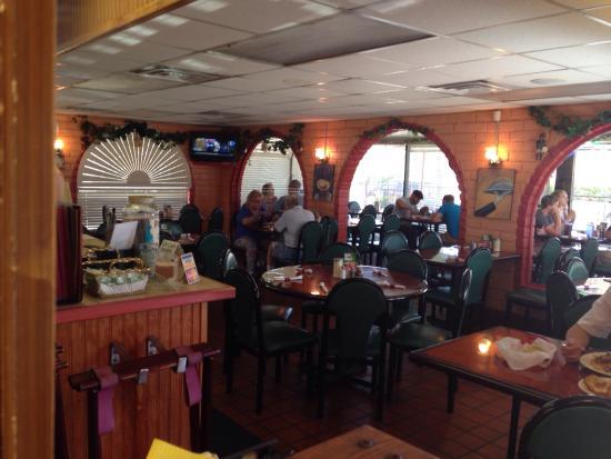 Gino S Italian Restaurant Galveston