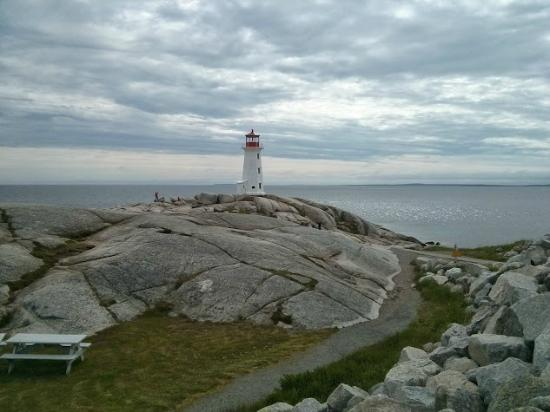 Lunenburg, Canada: Peggy's Cove Nova Scotia.