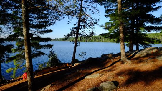 Lake Opeongo Access Point