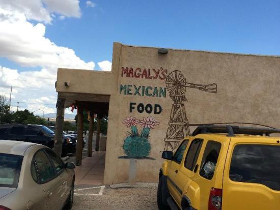 Magaly S Mexican Restaurant Benson Az