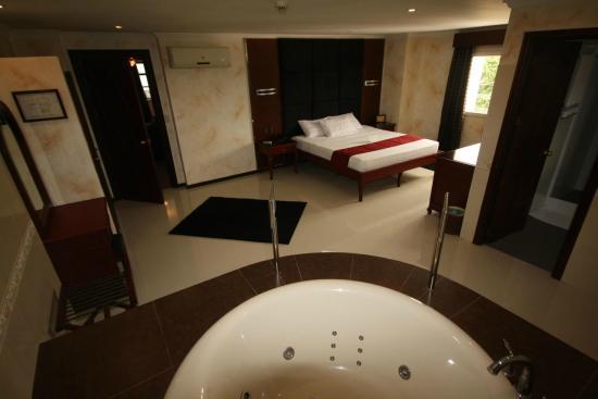 Hotel Royal Amsterdam: Panorama Suite Bedroom