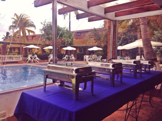 Chichiriviche, Venezuela: Hotel Villa Marina Suites