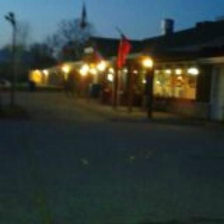 Top Notch Motel & Restaurant: Restaurant
