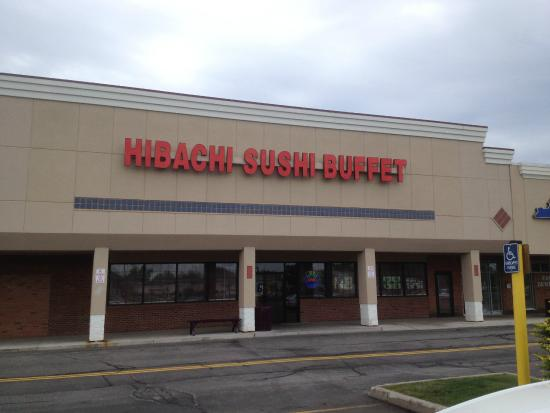 Astonishing Hibachi Sushi Buffet Rochester Restaurant Reviews Photos Download Free Architecture Designs Terstmadebymaigaardcom