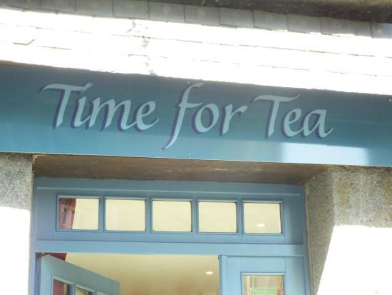 La Ferte Mace, Prancis: Shop sign
