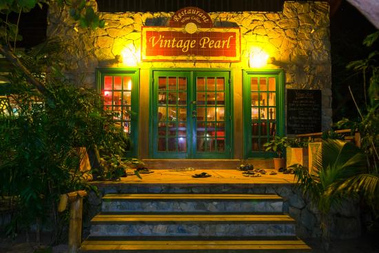 Vintage Pearl Restaurant and Wine Cellar