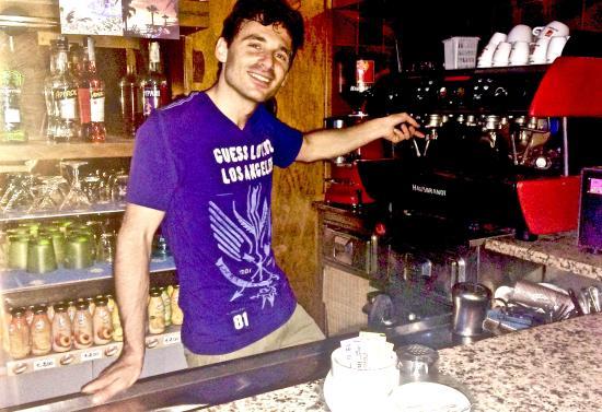 Gelateria Il Tucano: Un caffè? Yes, please! ; )
