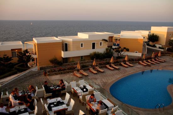 Sensimar royal blue resort amp spa vue g 233 n 233 rale avec restaurant