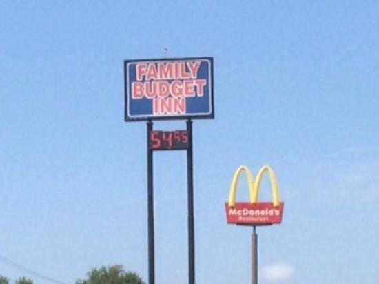 Family Budget Inn : photo0.jpg