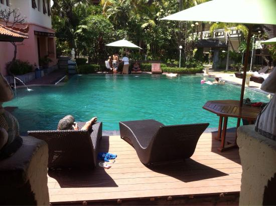 Bakungs Beach Hotel : Stayed at this awesome place for the last 6 years love and will keep returning year after year