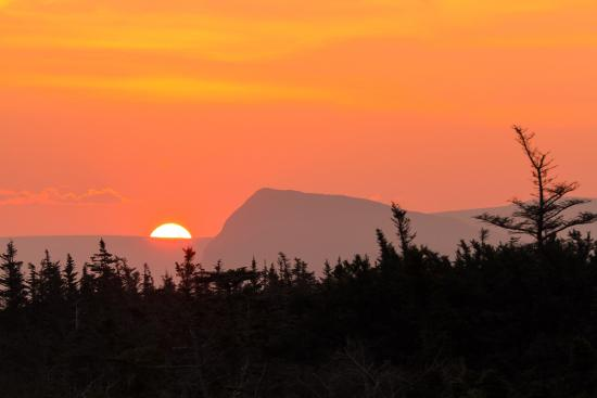 Gros Morne National Park: Beautiful sunrises