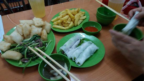Bao Minh Roll Noodle