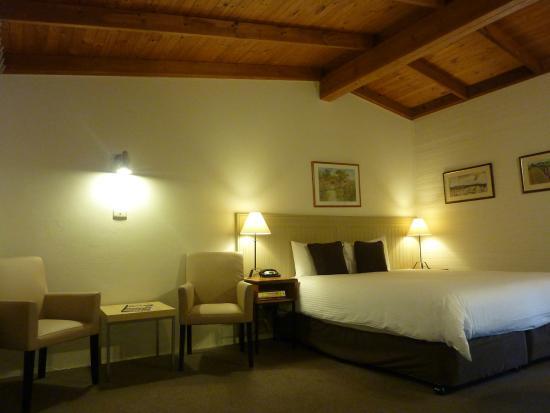 Hunter Valley Resort: Vineyard Room