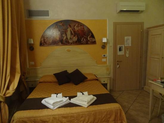 Sognando Firenze: Nosso quarto
