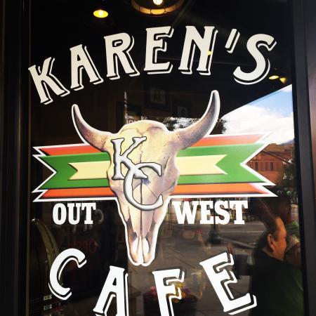 Karen's Cafe: photo0.jpg