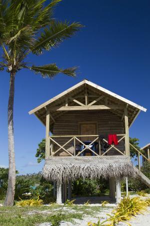Matafonua Lodge: Our fale