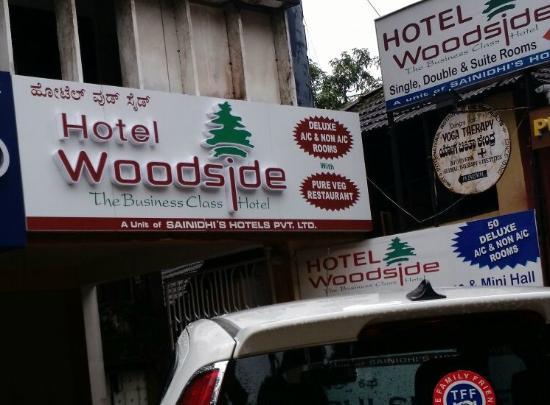 Woodside Hotel : Hotel Woodside