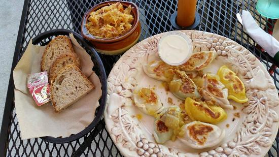 Polish Kitchen: Bigos & Bread with Pirogi Sampler