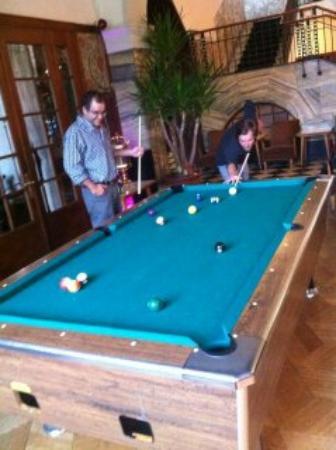The Park-Garden Hotel at Mattenhof Resort: Pool