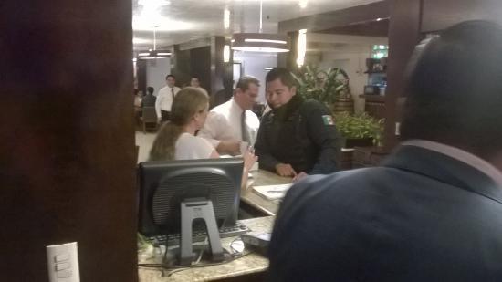 Cómplices de robo y fraude restaurante el tango Guadalajara