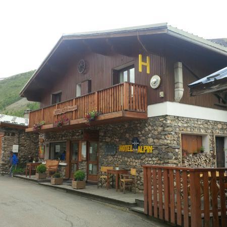 Photo of Logis Hotel Alpin Besse en Oisans