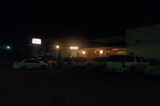 Desert Inn Catavina: Vista del Hotel