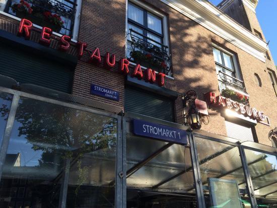 Restaurant Habsburg : 外観写真