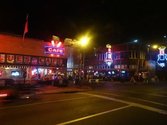 Side Street Cafe Memphis