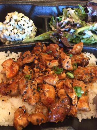 Rokko's Teriyaki & BBQ - BBQ Joint - 506 1st St in Cheney ...
