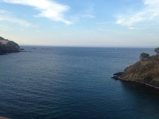 Hotel La Vigie: View from terrace