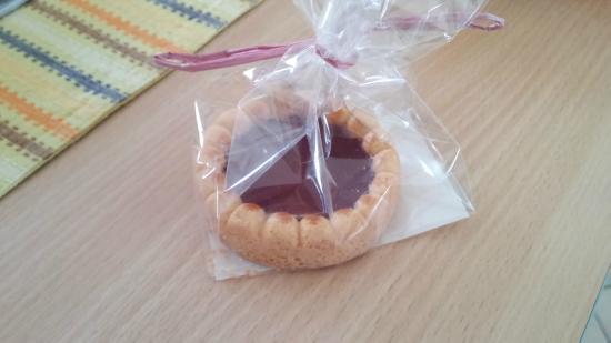 Salvia & Rosmarino B&B : la mini tortina a colazione