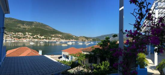 Perantzada 1811 Art Hotel: View from hotel