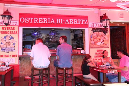 Bodega Bi-Arritz: Bi-Arritz Benidorm