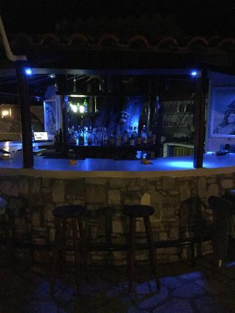 Villa Angela: bar