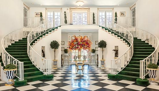 Hartland Mansion: Grand Entry Hall