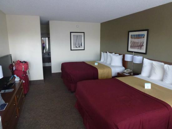 Ramada Mesa: Hotel