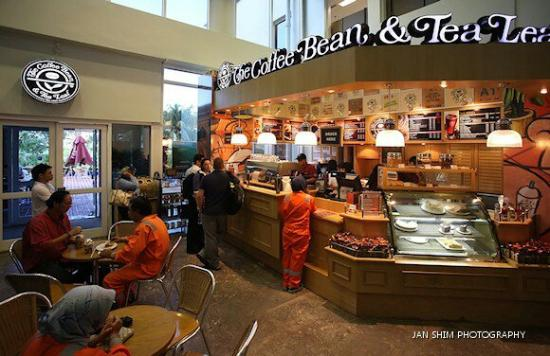 The coffee bean & tea leaf, Seria - Restaurant Reviews ...