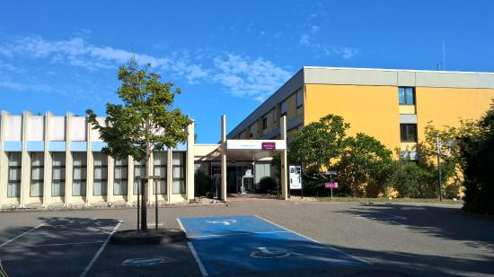 Mercure Hotel Saarbrücken Süd: la vue la plus flatteuse de l'hôtel