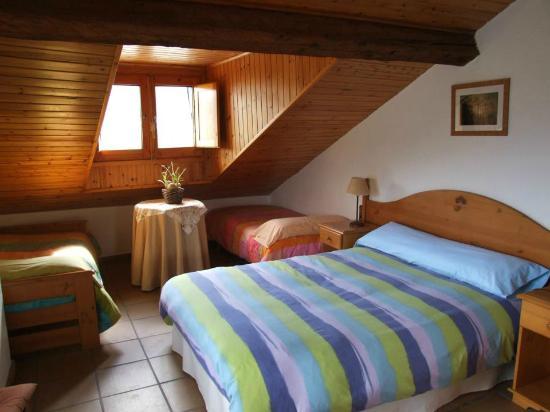 Sant Andreu de Castellbo, España: Room
