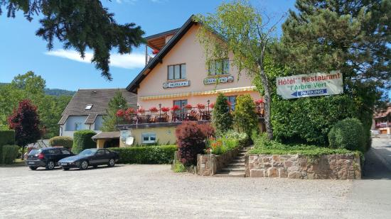 Photo of A l'Arbre Vert Hotel-Restaurant Wintzfelden