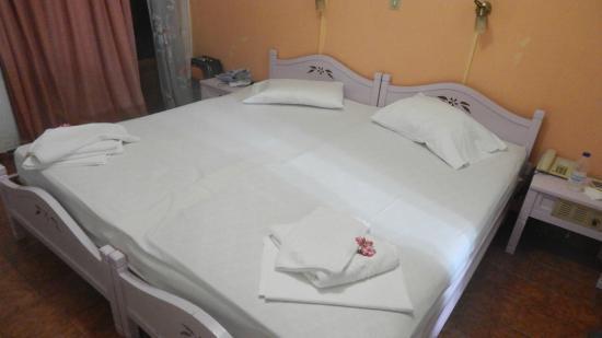Alkion Hotel: Pokój