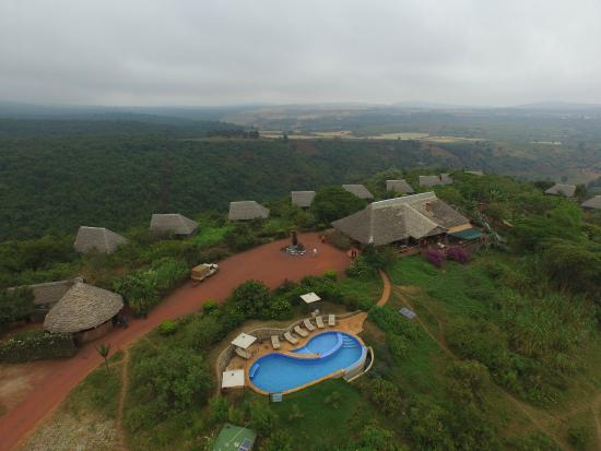 Rhotia Valley Tented Lodge