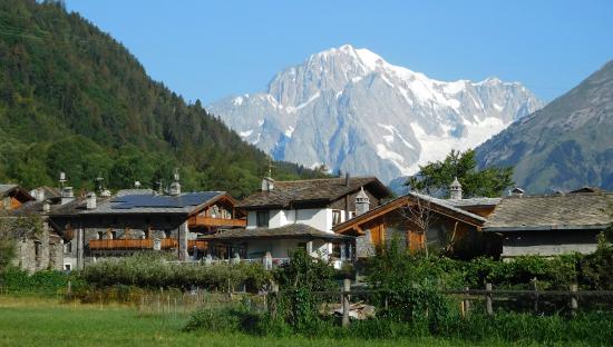 Residence Le Petit Coeur: les Alpes